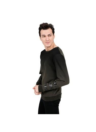 Five Pocket Sweatshirt Haki